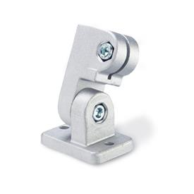 GN 281 Swivel clamp connector joints, Aluminium