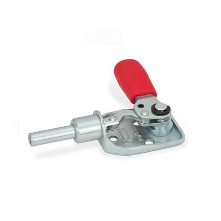 GN 840 Schubstangen-Spanner für Druck- und Zugspannung Form: ASD - Druckspannung durch Linksdrehung