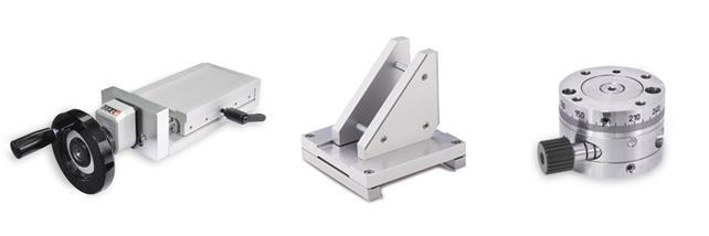 Adjustable slide units