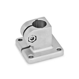 GN 162 Stainless Steel-Base plate connector clamps
