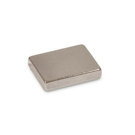 GN 55.4 Rohmagnete Werkstoff: SC - SmCo