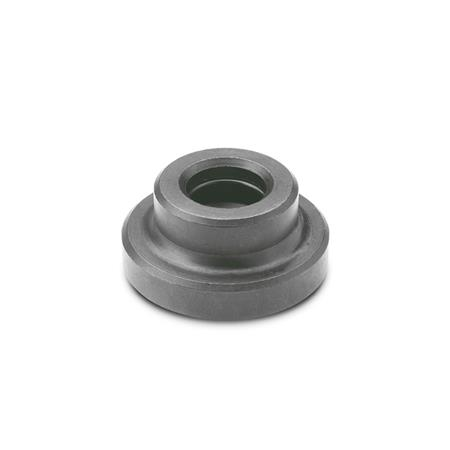 DIN 6311 Thrust pads, Steel Type: S - with circlip