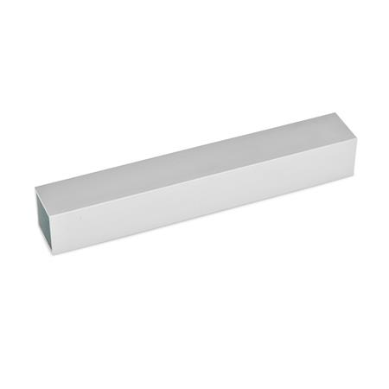 GN 990 Construction tubes, Aluminium Square&#160;s<sub>1</sub>&#160;(Aluminum): V 30