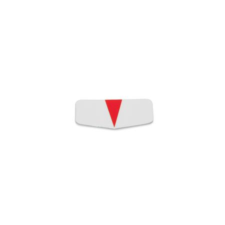 GN 711.1 Indicator arrows for rulers, Plastic, Stainless Steel Material: KUS - Plastic