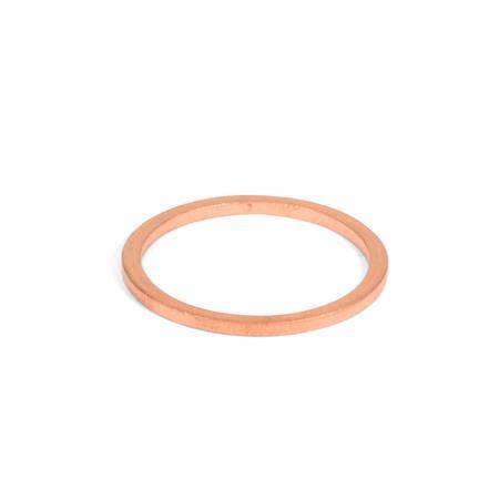 DIN 7603 Gaskets Material: CU - Copper