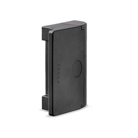 GN 932 Ledge Handles with Lock Type: S - Not lockable, only snap-in lock