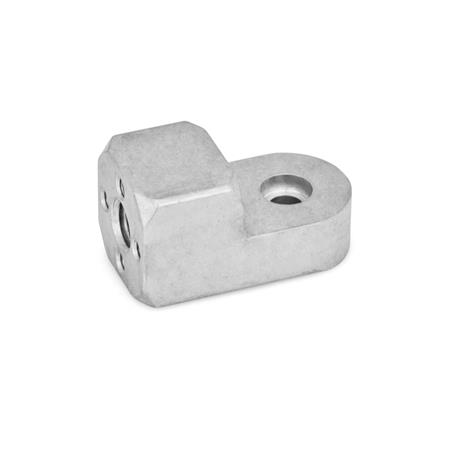 GN 484 Attachment clamp mountings Finish: MT - matte, ground