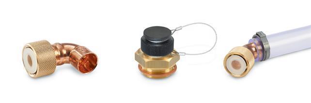 Oil drain valves