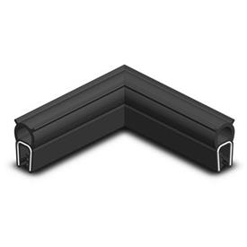 GN 2181 Edge protection seal profile corners Type: A - Upper seal profile